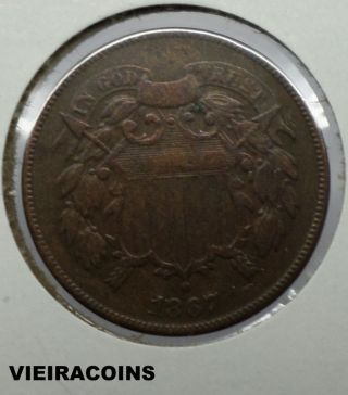 1867 Two Cent - - - 3506 photo
