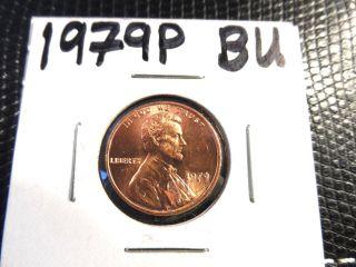 Bu 1979p Lincoln Penny photo