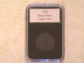 1796 Draped Bust Large Cent photo