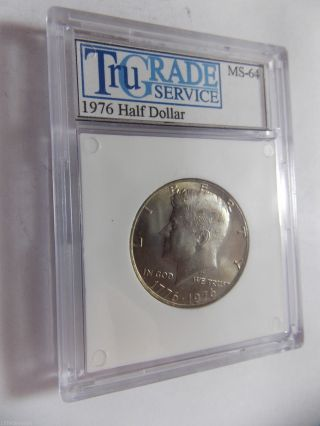 1976 Kennedy Half Dollar Slabbed Coin photo