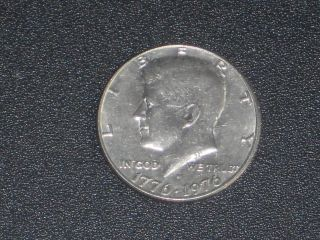 1976d - Kennedy Bicentennial Half Dollar photo