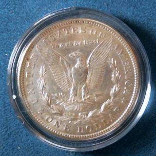 1921 Morgan Silver Dollar photo
