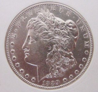 1889 - O Morgan Dollar - Better Buyers Buy Better Dates Semi Key Date Coin photo