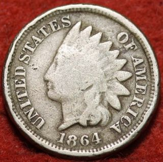 1864 Indian Head Cent photo