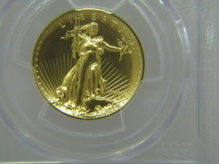 2009 Pcgs Ultra High Relief Ms70 Double Eagle $20 Gold - First Strike Rare photo