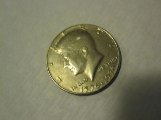 Bicentennial Kennedy Half Dollar 1776 - 1976 photo