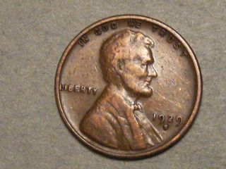 1929 - S Lincoln Wheat Cent 7195 photo