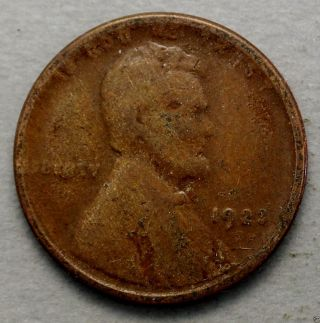 Good+ 1923 - S Lincoln Wheat Back Cent. . . . . . .  10620 photo