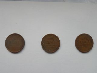 Abraham Lincoln Copper Pennies photo