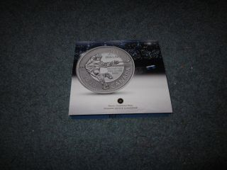 2013 Rcm $20 For $20 Fine Silver Coin - Hockey photo