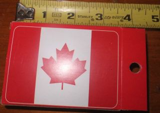 Canada Playing Cards photo