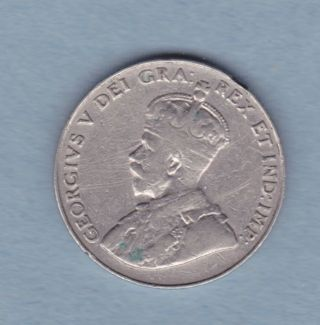 1931 Canada / Five Cent George V Extra Fine photo