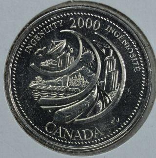 2000 Canada Quarter - Ingenuity photo
