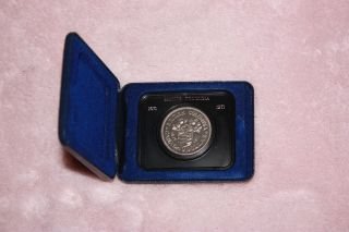 1971 Commemorative Canadian Dollar - British Columbia photo