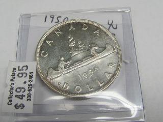 11950 Canada Silver Dollar photo
