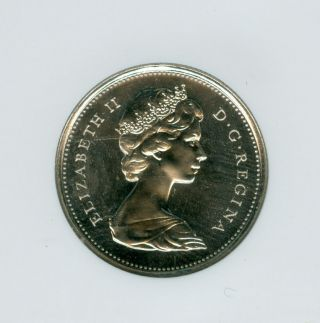 1974 Canada 25 Cents Ngc Pl - 66. photo