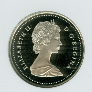 1988 Canada 25 Cents Ngc Pr - 69 Ultra Heavy Cameo. photo