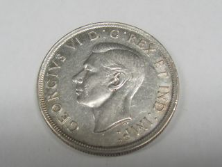 1939 Canada Silver Dollar photo