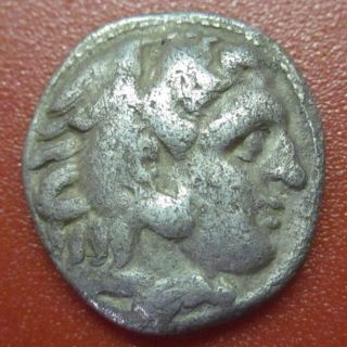 Drachma Philip Iii Arrhidaeus Macedonia Zeus (040 photo