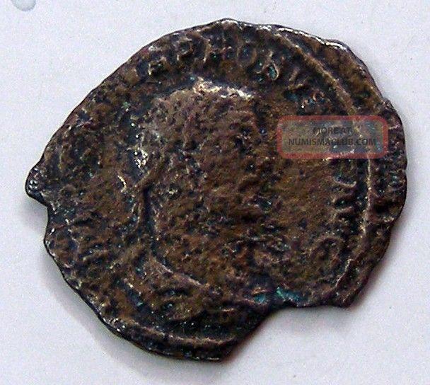 Marcus Aurelius Probus 276 - 282 Ad Roman Coin Clementia Temp 846 - 53 Coins: Ancient photo