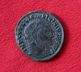 Licinius I Ae Follis R3. photo
