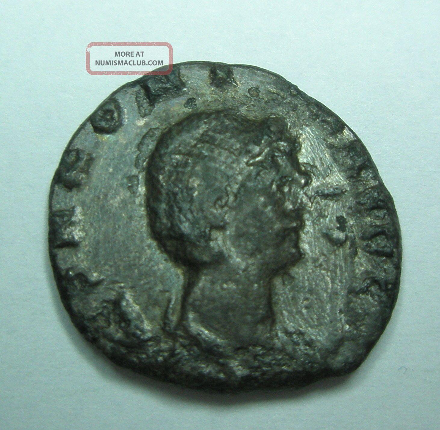 Ancient Rome Ae Antoninianus Salonina Gallienus Ivno Regina Patina S44 Coins: Ancient photo