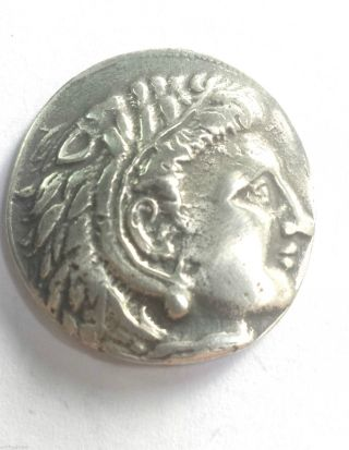 Macedonian Kingdom Alexander Iii The Great 336 - 323 B.  C. photo