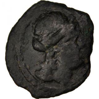 Massalia,  Region Of Marseille,  Bronze With Bull photo