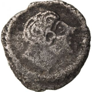 Trevires,  Region Of Treves,  Denarius