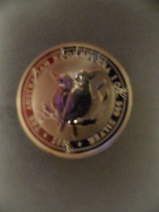 2001 Australia Kookaburra 1 Oz.  Fine Silver photo