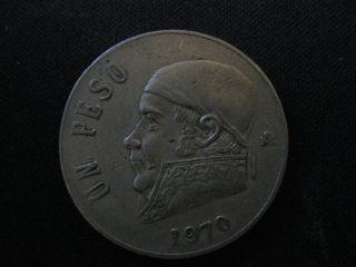 Mexico Peso,  1970 photo