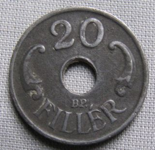 Hungary 1941 - 20 Filler photo