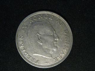 Denmark 5 Kroner,  1965 photo