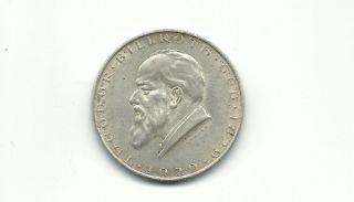 Austria 2 Schilling 1929 Silver photo