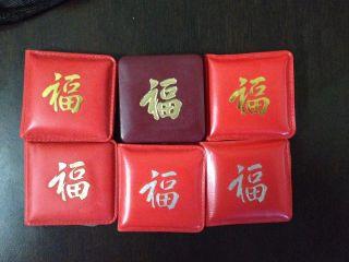 Singapore Chinese Year 1977,  1978,  1979,  1980,  1981 & 1983 photo