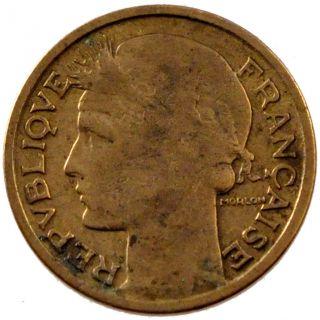 French Coin,  Provisional Government,  50 Centimes Morlon photo