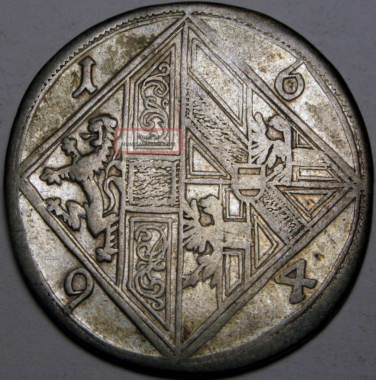 Salzburg (austrian) 15 Kreuzer 1694 - Silver - Johann Ernst Europe photo