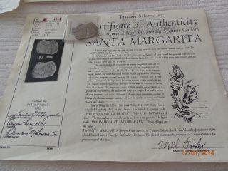 Santa Margarita (atocha Sistership) Coin photo