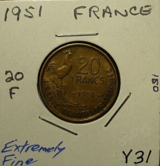 France 20 Centimes - - 2 photo