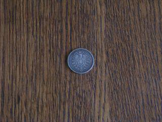 1882 Deutsches Reich 1 Mark photo