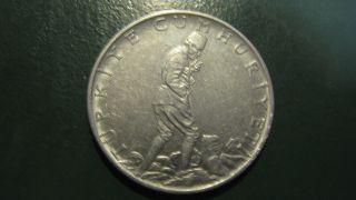 1962 Turkish 2 1/2 Lira World Coin - Turkey photo