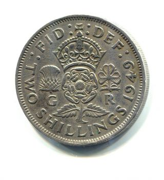 1949 English Florin photo
