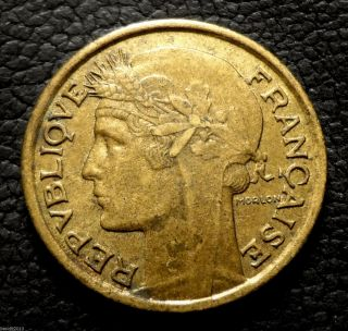 France,  1941 50 Centimes Fruits In Cornucopias Flank Coin photo