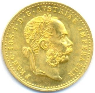 1915 Gold Ducat Austria,  Brilliant,  3.  5 Gram photo