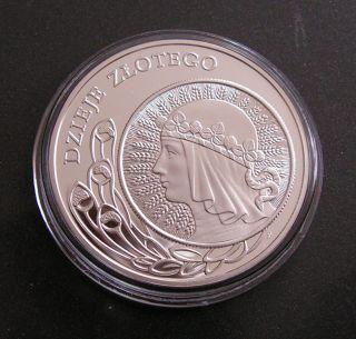 Poland 10 Zl - History Of The Polish Zloty - 2006 photo