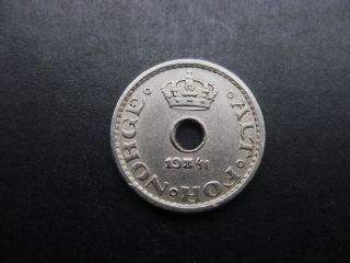 Norway 1941 - 10 Ore Coin