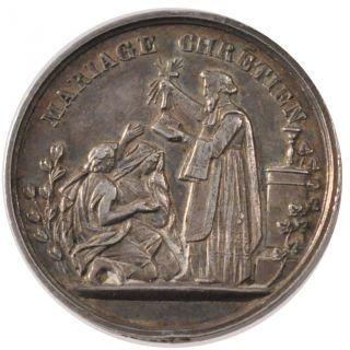 Jeton,  Tokens,  Médaille De Mariage,  Token photo