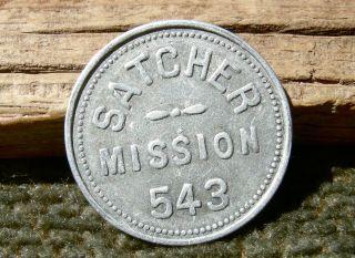 1900s San Antonio Texas Tx Rare