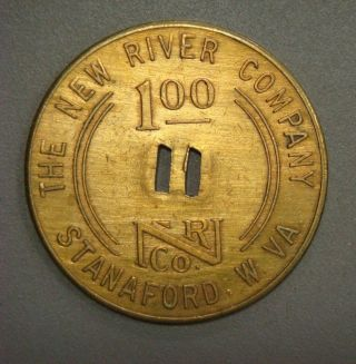 The River Company 1.  00 Stanaford,  W.  Va. photo