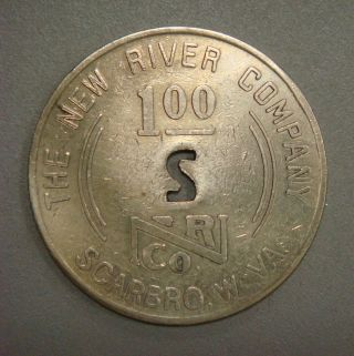 The River Company 1.  00 Scarboro,  W.  Va. photo